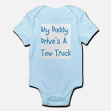 My Daddy Drives A Tow Truck Body Suit