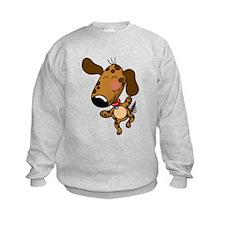 Dancing Dog Sweatshirt