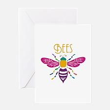 Cute Apiary Greeting Card