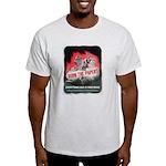 1st Iraq, Then Korea Ash Grey T-Shirt