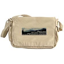 Cute Middle earth Messenger Bag