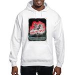 1st Iraq, Then Korea Hooded Sweatshirt