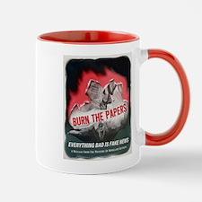 1st Iraq, Then Korea Mug