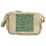Dutch Gold And Yellow Design Field Bag