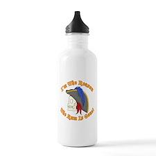 Cute Rum Water Bottle