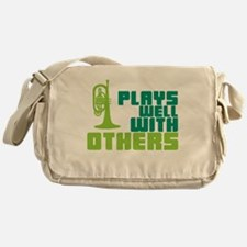 Unique Mellophone Messenger Bag