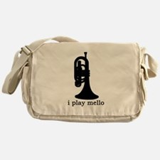 I Play Mello Messenger Bag