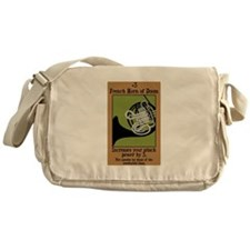 French Horn of Doom Messenger Bag