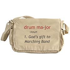 Definition of Drum Major Messenger Bag