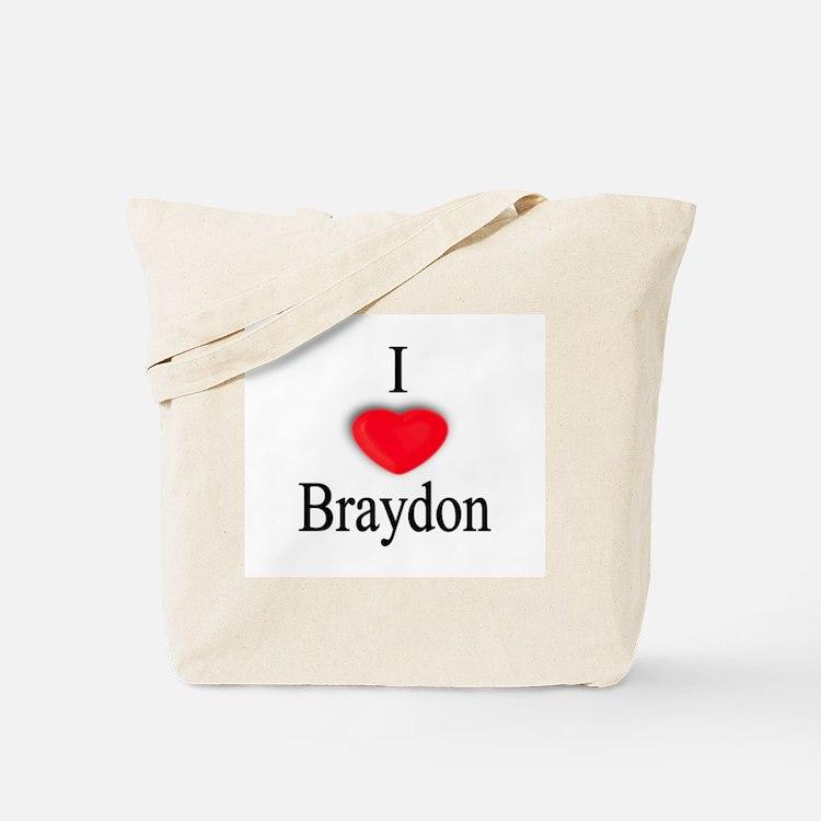 Braydon Tote Bag