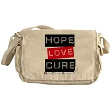 BoneCancerHope Messenger Bag