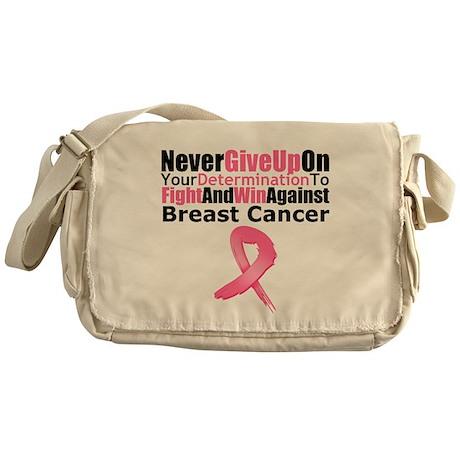 BreastCancerFight Messenger Bag
