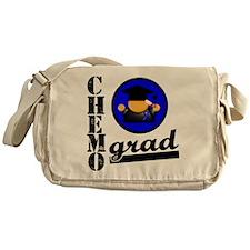 Chemo Grad Colon Cancer Messenger Bag