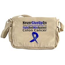 ColonCancerFight Messenger Bag