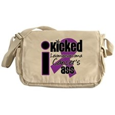 IKickedLeiomyosarcomaAss Messenger Bag