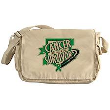 Liver Cancer Survivor Messenger Bag