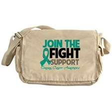 JoinTheFight-Cancer Messenger Bag