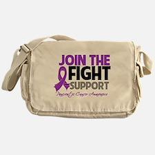 JoinTheFight-Cancer Messenger Bag