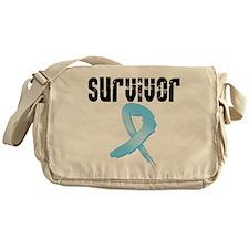 Prostate Cancer Survivor Messenger Bag
