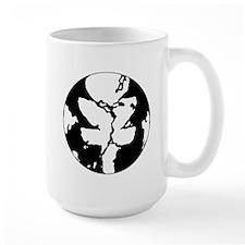 Black/White Discgaea Mug
