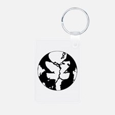Black/White Discgaea Keychains