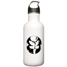 Black/White Discgaea Water Bottle