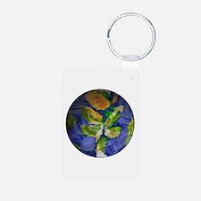 Color Discgaea Keychains