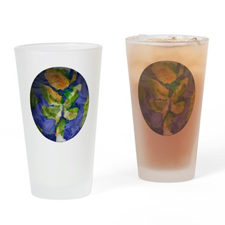 Color Discgaea Drinking Glass
