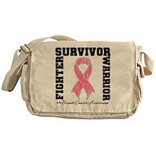 Survivor Breast Cancer Messenger Bag
