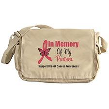 In Memory of My Partner Messenger Bag