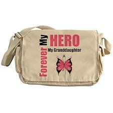 BreastCancerHero Wife Messenger Bag