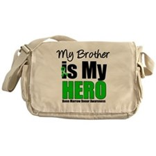 My Brother is My Hero Messenger Bag