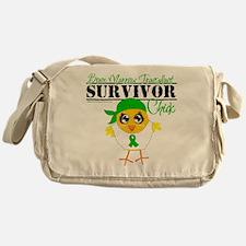 Bone Marrow Transplant Messenger Bag