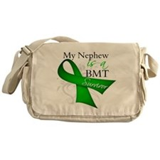 Nephew BMT Survivor Messenger Bag