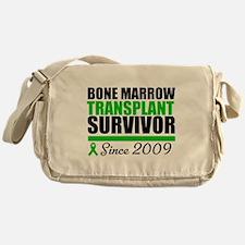 BMT Survivor Since '09 Messenger Bag