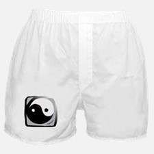 Yin and Yang Boxer Shorts