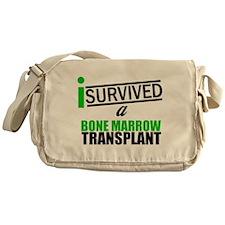 I Survived a BMT Messenger Bag