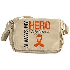 Leukemia Hero Cousin Messenger Bag