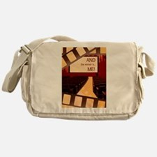 And the winner is... Messenger Bag