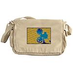 Movies Messenger Bag