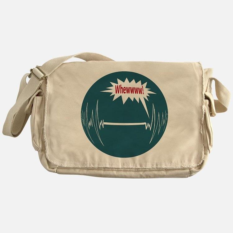 Survived Messenger Bag
