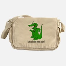 Good Times Roll Messenger Bag