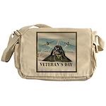Veterans Day Messenger Bag