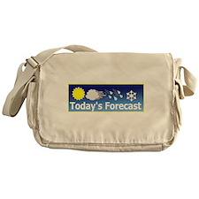 Mixed Forecast Messenger Bag