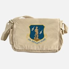Air Guard Messenger Bag