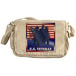 US Veteran Messenger Bag