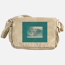 Dogs Heaven Messenger Bag
