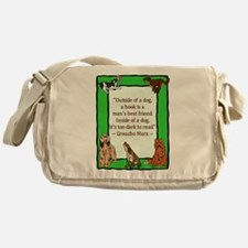 Groucho Messenger Bag