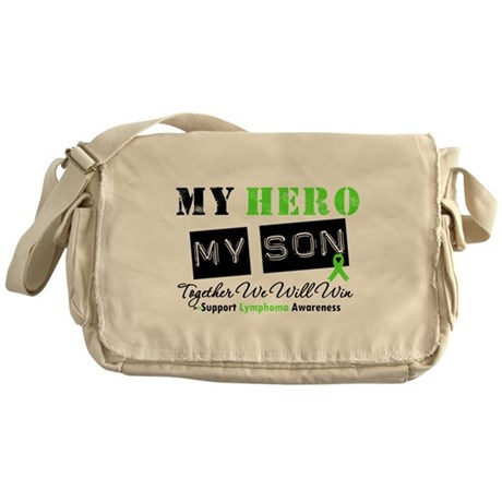 Lymphoma Hero Son-in-Law Messenger Bag