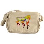 Chinese Messenger Bag